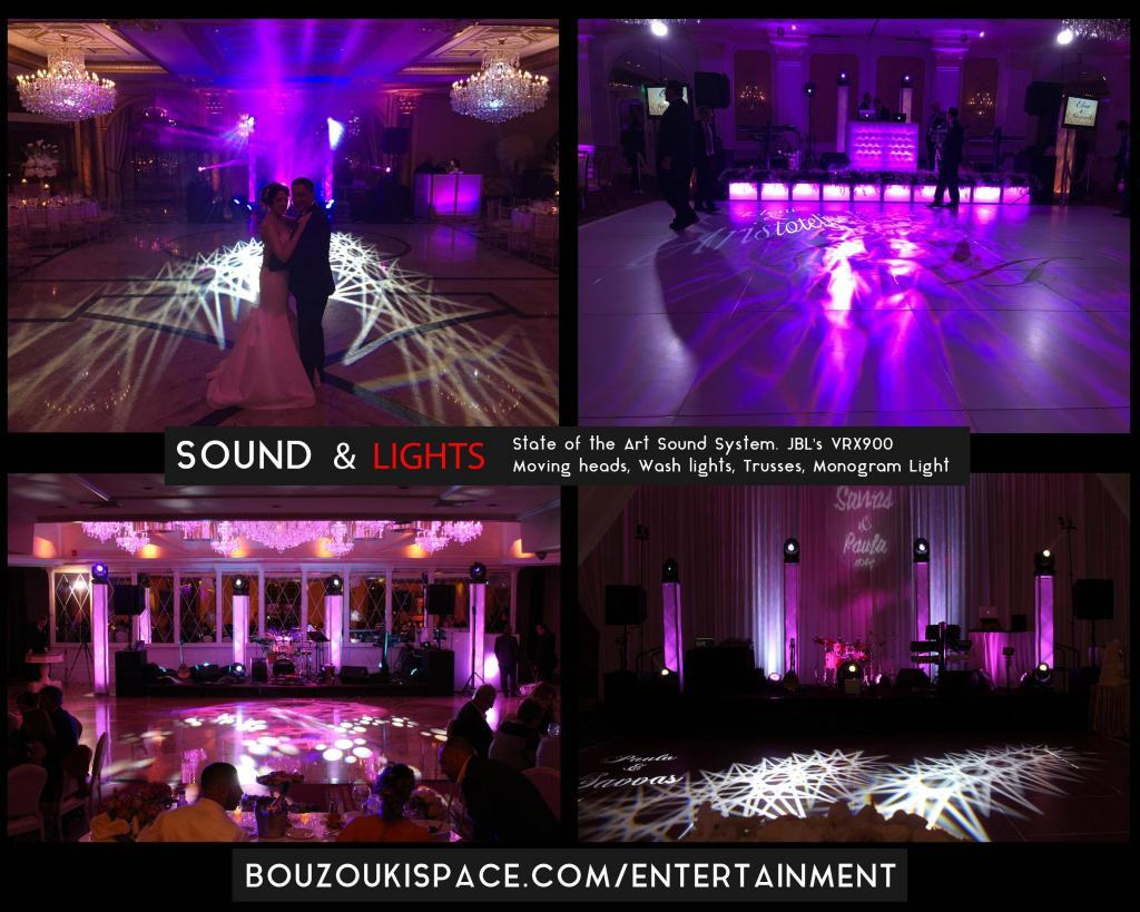Sound and Lights